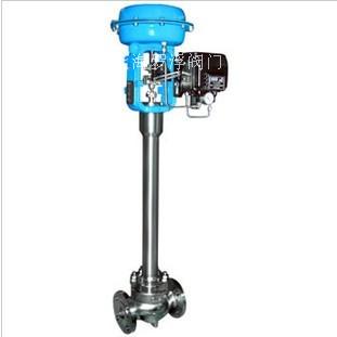cvts-d型气动薄膜低温单座调节阀图片
