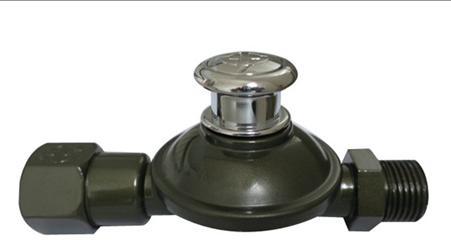 公司生产的专利产品-管道燃气自闭阀(外牙型)图片